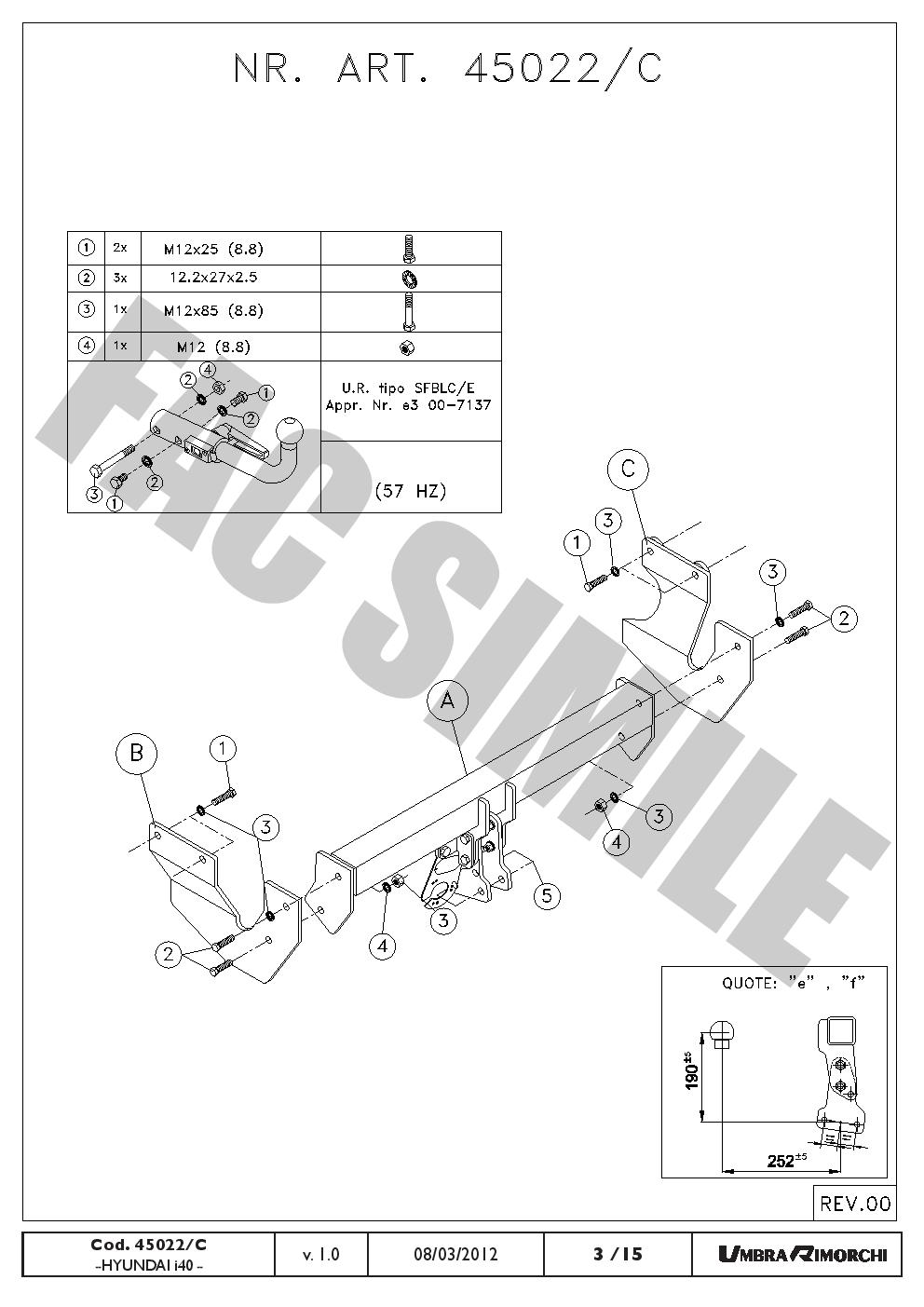 tow bar wiring kit 13 pin skoda