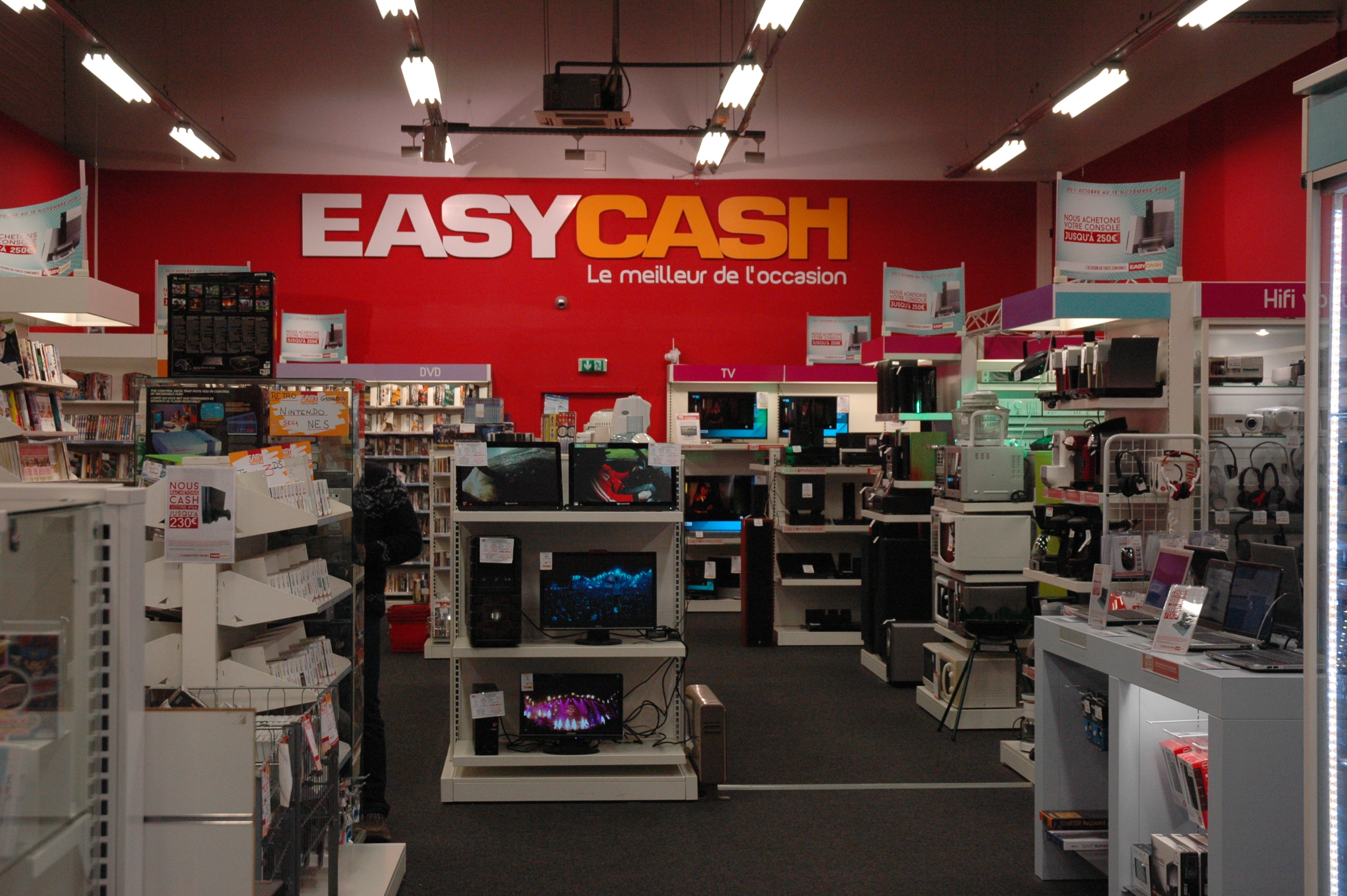 Magasin Console Occasion Easy Cash Montpellier Les Occasions Easy Cash Bons Plans Pas