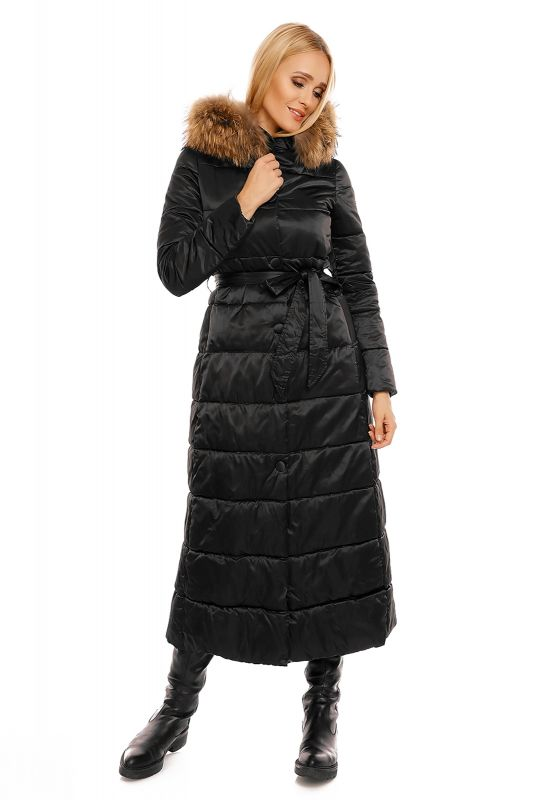 Lange Bettdecken Jayloucy Mantel Jacke Parka Blogger Winter Xxl Echtes Fell