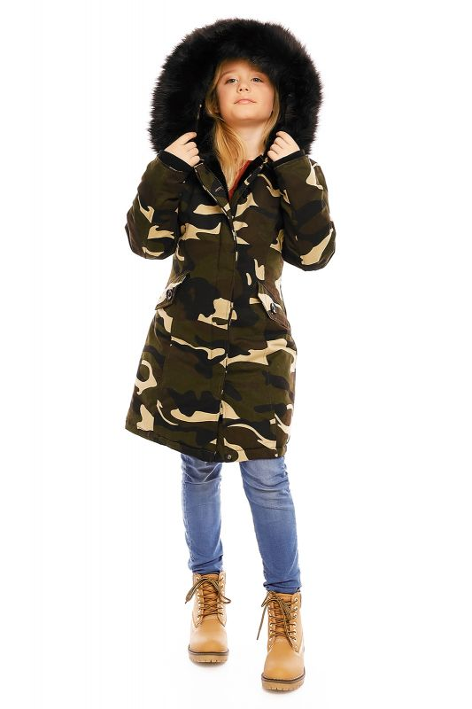 Bettdecken Winter Kinder Mantel Parka Winter Warme Jacke Teddy Fell Kapuze