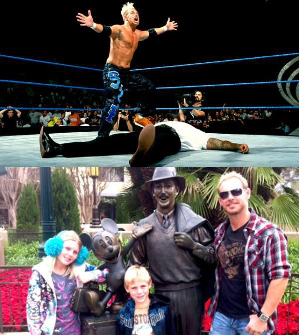 Ever wonder where your favorite WWE wrestlers went? - Gallery