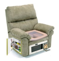 The Ultimate Gaming Chair - Picture | eBaum's World