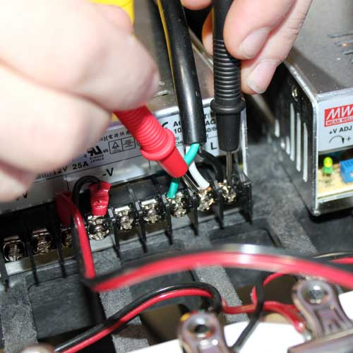 Power supply issues Improved Living PE