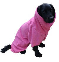 Microfibre Dog Robes by Arcadian. Lightweight and Super ...