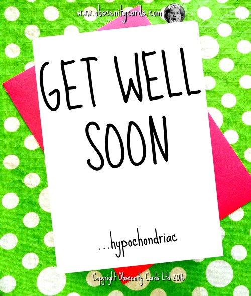 Medium Of Funny Get Well Cards