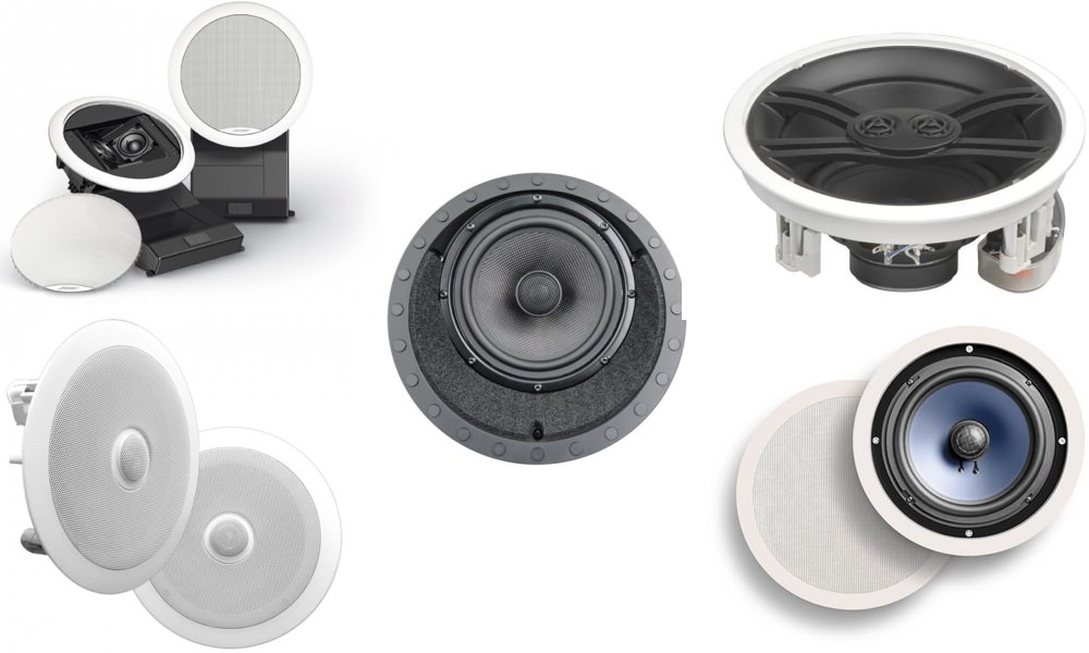 In Ceiling Center Speaker Reviews Mail Cabinet