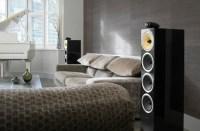 Bowers & Wilkins CM10 Floorstanding Speakers - ecoustics.com