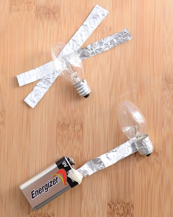 Series and Parallel Circuits Science project Education
