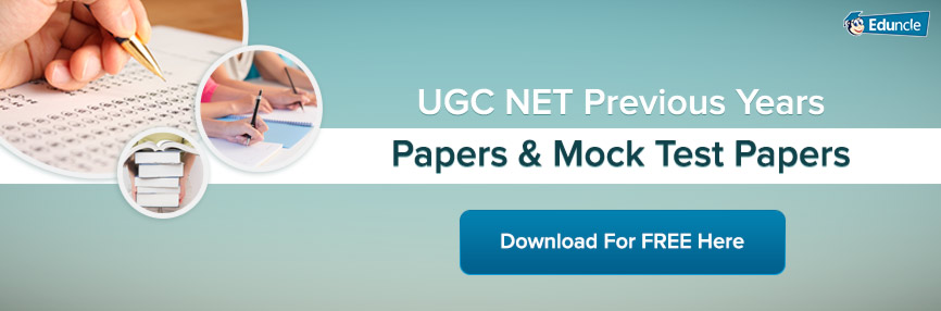 UGC NET Question Papers NET Exam Previous Papers