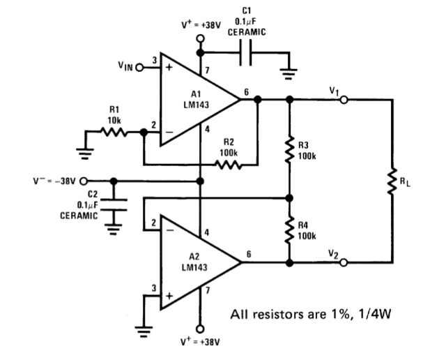 operational amplifier op amp basics