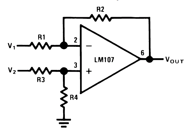 engineering of electronics non inverting amplifier opamp designs