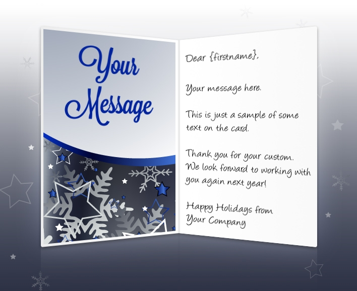 Holiday eCards for Business  Corporate Custom + Personalised