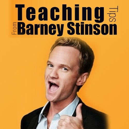What Can Teachers Learn From Barney Stinson - eLearning Industry