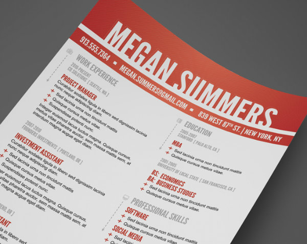 Mike-Bradshaw-Resumejpg (600×478) CVS yOOooO Pinterest Free - skills in a resume