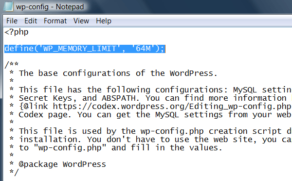 wp-config-php-file