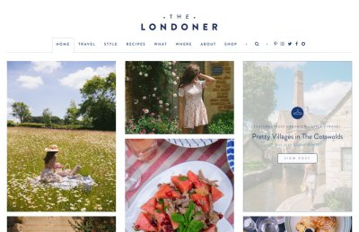 15 Examples of Beautifully Designed WordPress Lifestyle ...