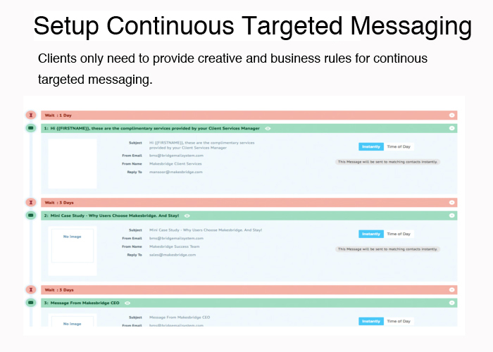 setup-continuous-targeted-messaging - Email service provider selection