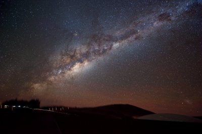 The Milky Way Shines on Paranal | ESO