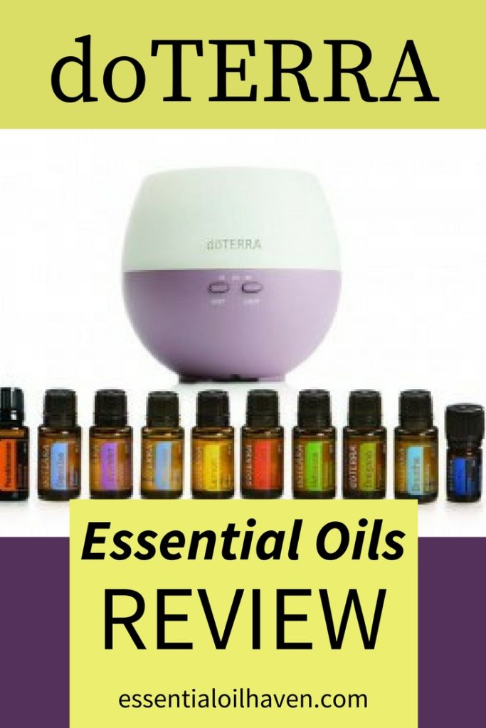 A doTERRA Essential Oils Review - Essential Oil Haven