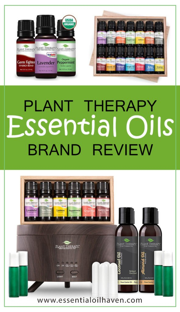 Plant Therapy Essential Oils Review - Full Review and Buying Guide