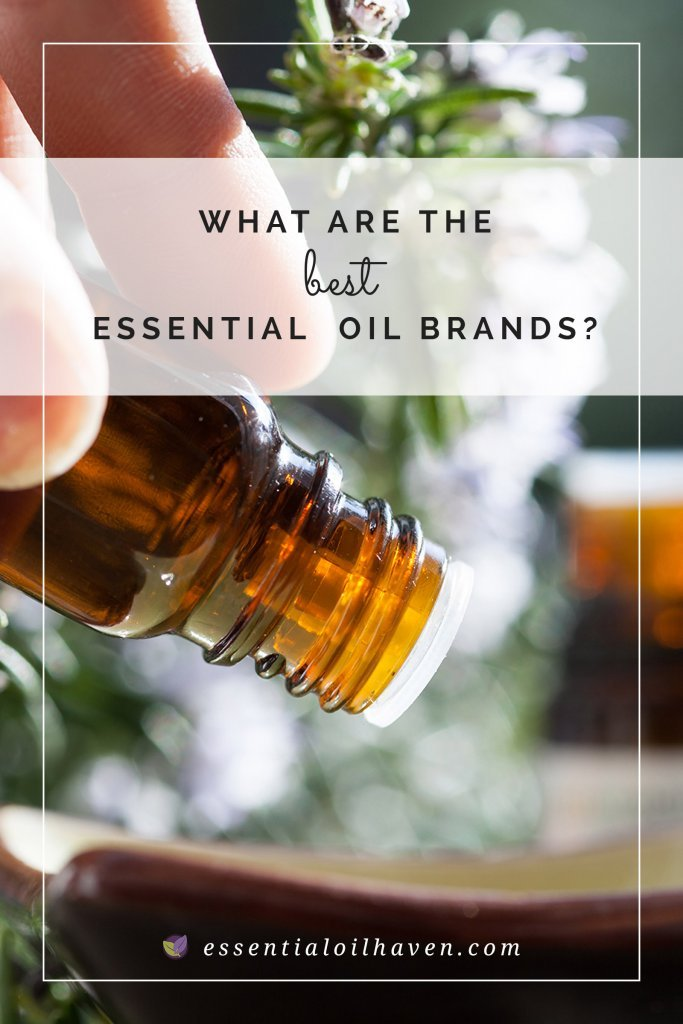 The 10 Best Essential Oil Brands - Reviewed  Compared for 2019