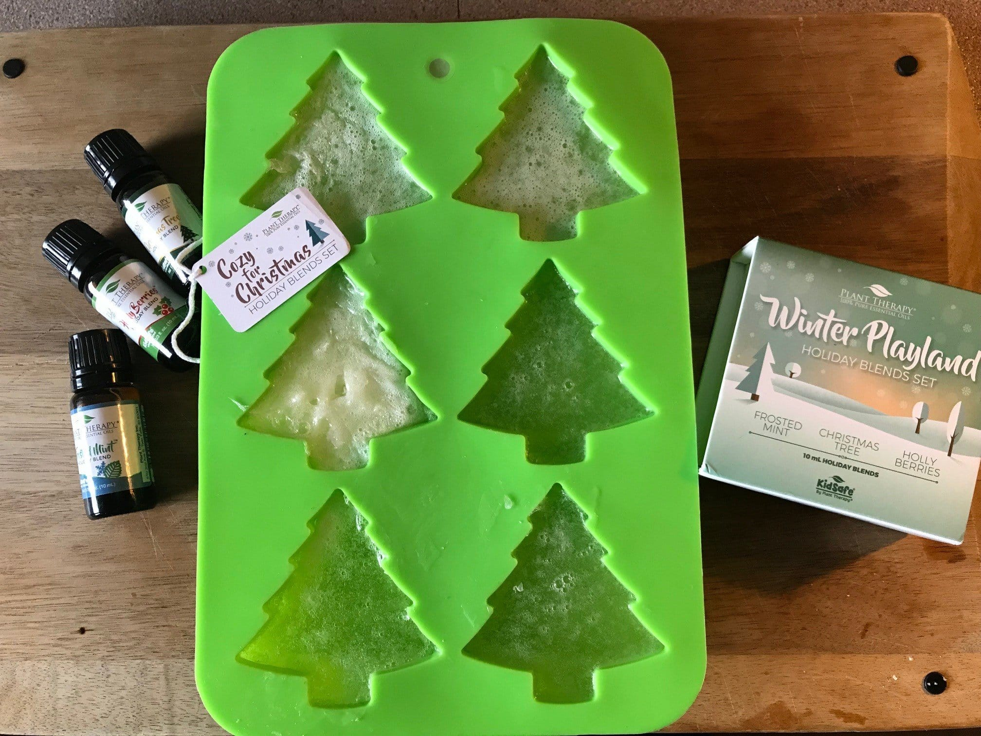 Diy Soap Essential Oils Diy Essential Oil Soap Recipe For Easy Christmas Gifts And The