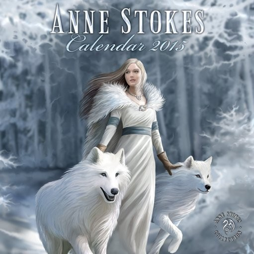 Home Fotoinsight Photo Print Service Anne Stokes Calendars 2016 On Europosters