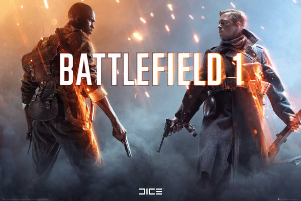 Battlefield Hardline Hd Wallpaper Battlefield 1 Squad Poster Sold At Europosters