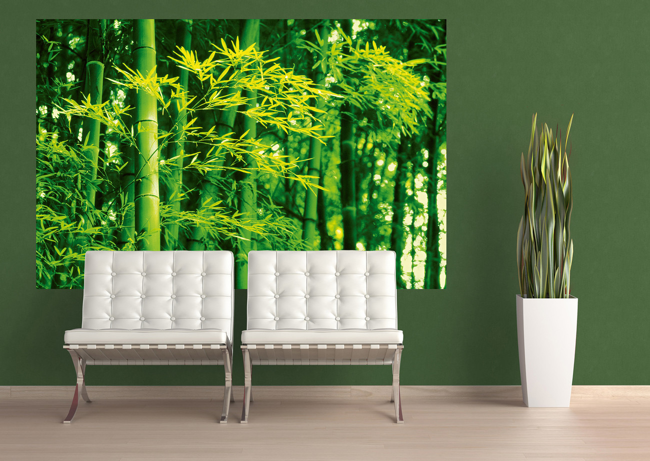 Dave BrÜllmann Bamboo In Spring Wall Mural Buy At Abposters Com