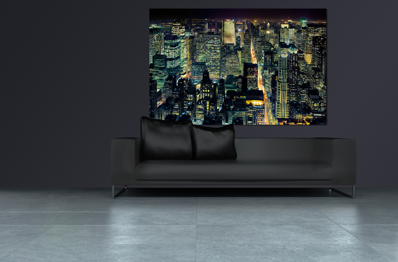 Henri Silberman Nyc From The Empire State Building Wall Mural Buy At Europosters