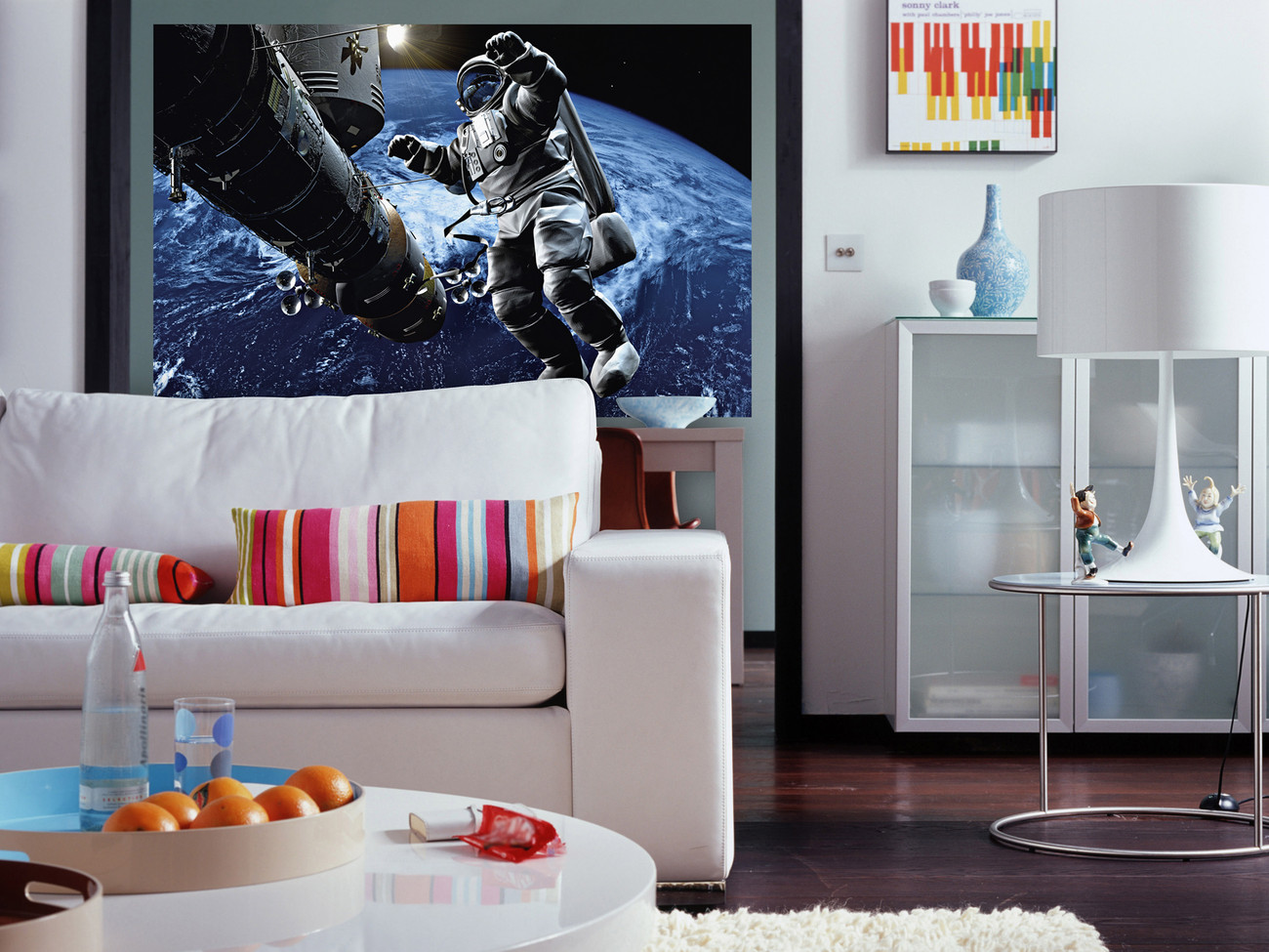 Space Cowboy Wall Mural Buy At Europosters