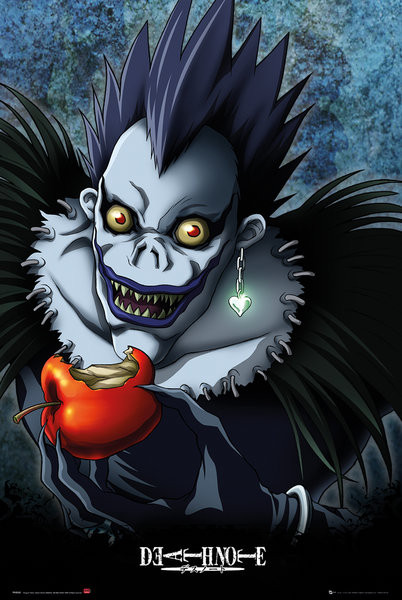 Death Note - Apple Poster Sold at Abposters
