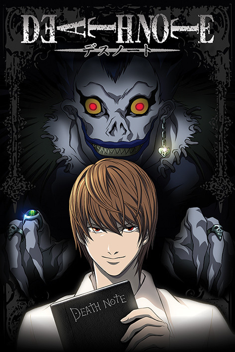 Death Note - From The Shadows Poster Sold at Abposters