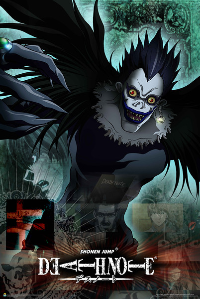 Death Note - Ryuk Poster Sold at Abposters - death note