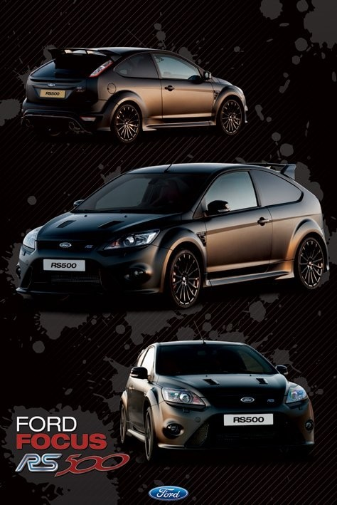 3d Money Wallpaper Ford Focus Rs 500 Poster Sold At Ukposters