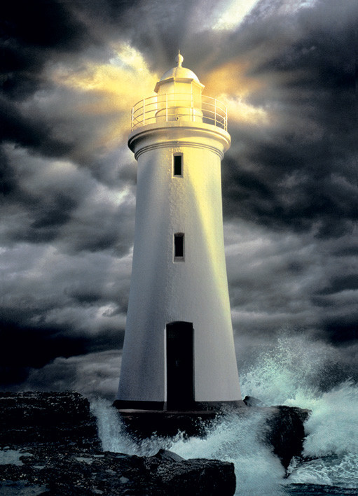 Light Poster Lighthouse Poster | Sold At Europosters
