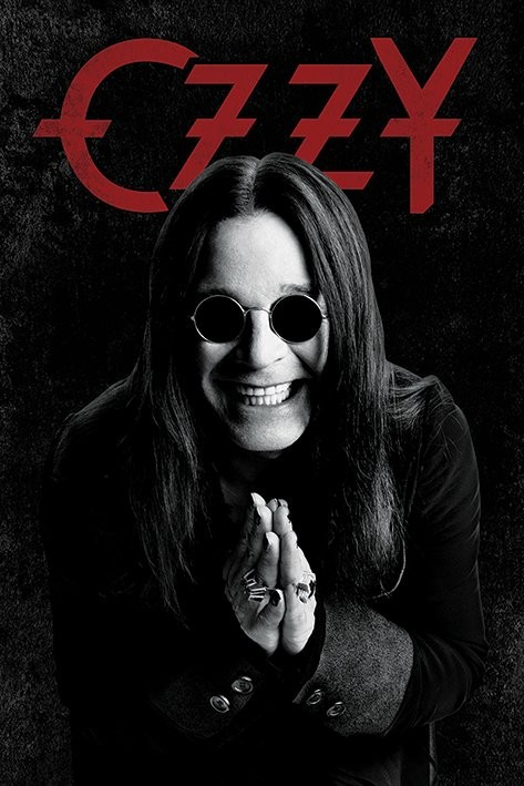 Make Your Own Hd Wallpaper Ozzy Osbourne Pray Poster Sold At Europosters