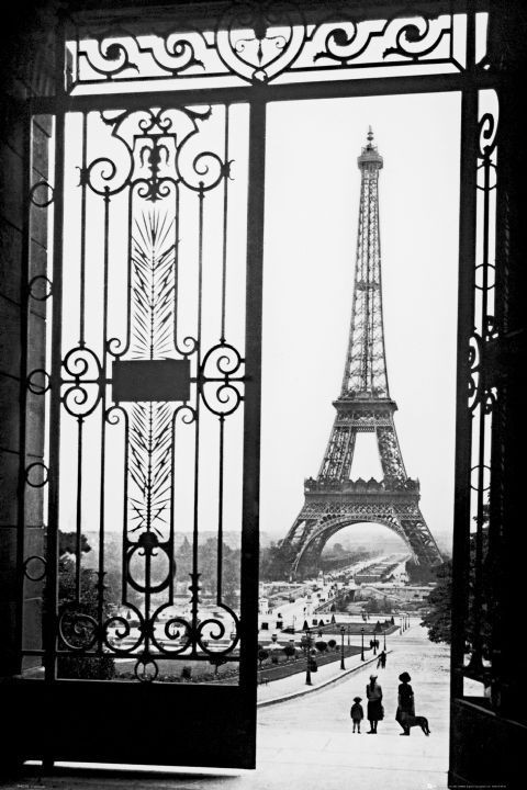 Paris Gates Poster Sold At Europosters