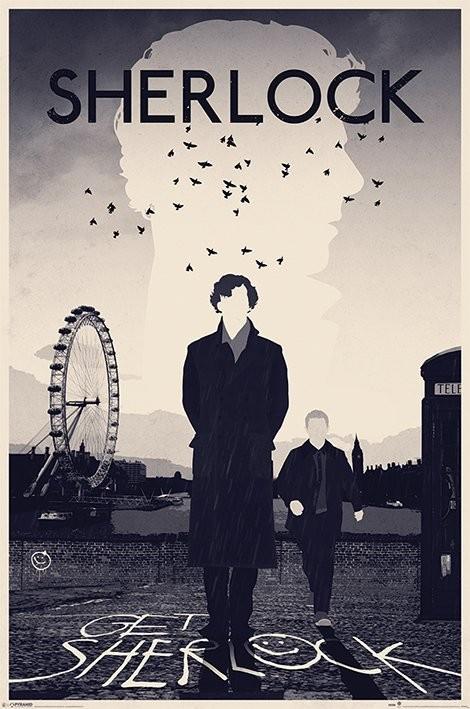 Sherlock Bbc Quotes Wallpaper Sherlock London Poster Sold At Abposters Com