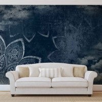 Modern Abstract Pattern Wall Paper Mural | Buy at EuroPosters