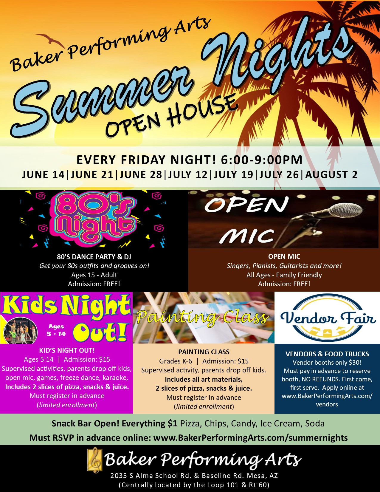 Mesa De Dj Online Summer Nights Open House Friday June 14th Tickets Fri Jun 14