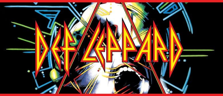 Def Leppard to run riot with their \u0027Hysteria\u0027 concert in Auckland