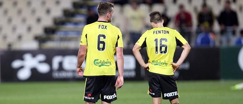 Hyundai A-League - Wellington Phoenix vs CC Mariners - Hamilton - Eventfinda