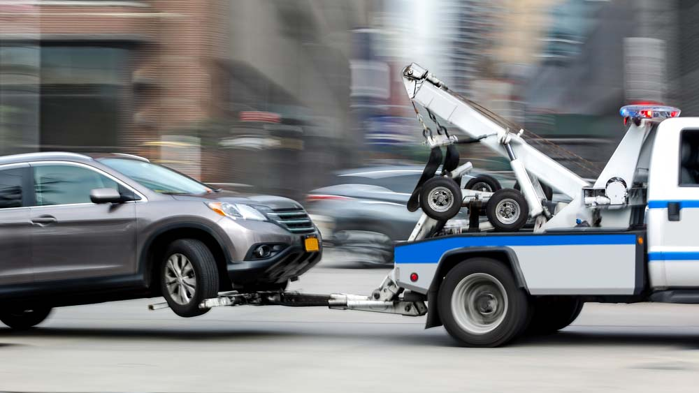 Towing Car What To Do If Your Car Is Towed | Everquote.com