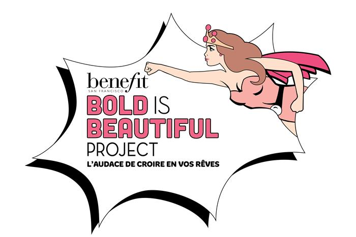 Why the Benefit Bold is Beautiful Project isn\u0027t just about big brows - bold project