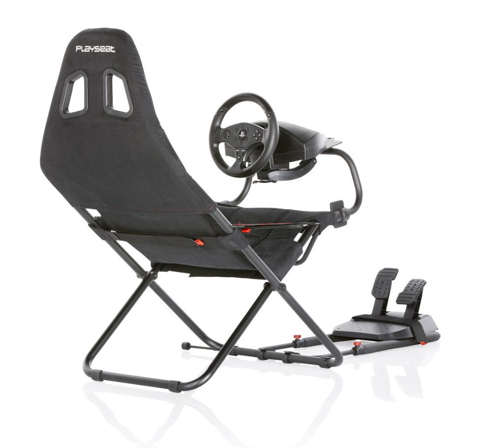 Gaming Sessel Mit Lenkrad Playseat Challenge