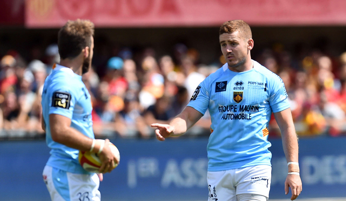 But Perpignan Watch Paddy Jackson Scores Try But Perpignon Trashed On His Top