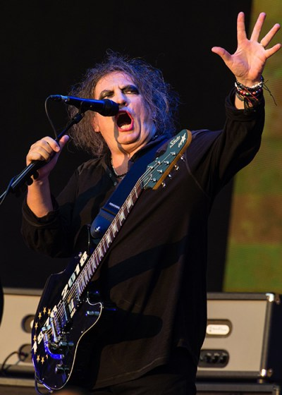 A Night Like This: Venue For The Cure Dublin Gig Confirmed