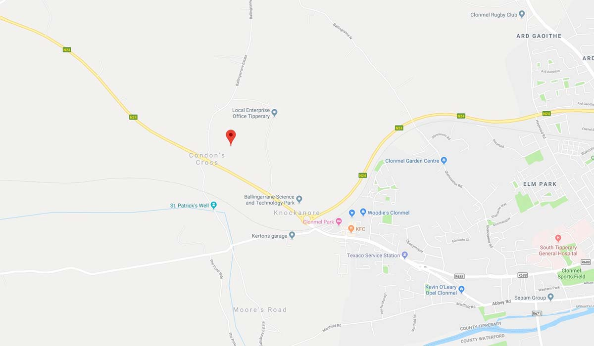 N24 Now Man 20s Killed When Car Collided With Truck On Tipperary Road