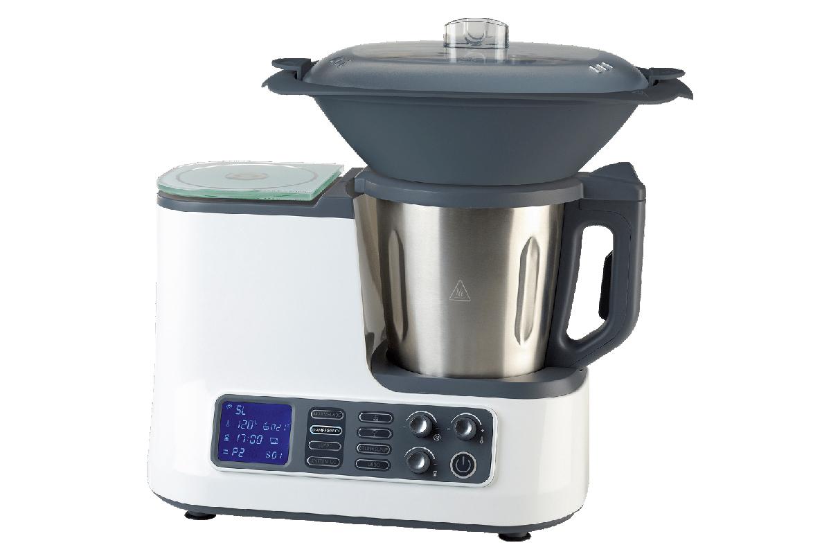 Kuchenmaschine Lidl Silvercrest Rezepte Thermomix Klon Von Aldi
